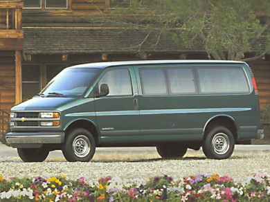 GE 1998 Chevrolet Express