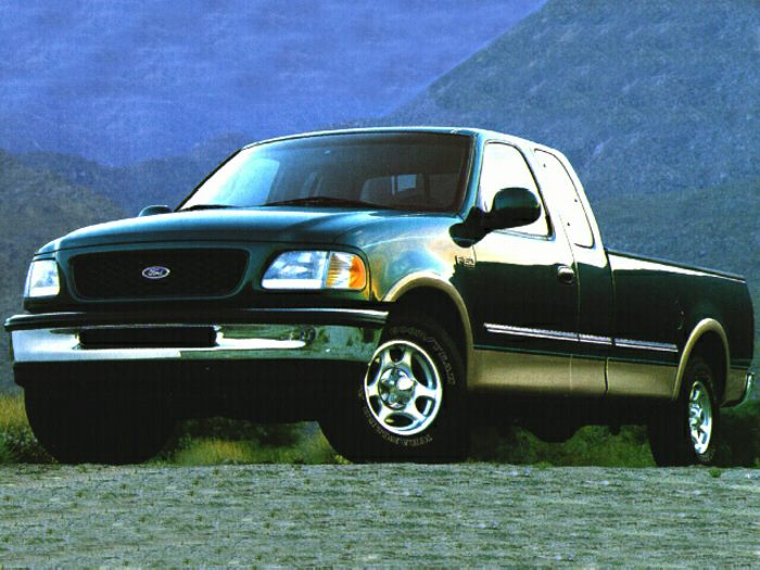 1998 ford f 150 specs safety rating mpg carsdirect. Black Bedroom Furniture Sets. Home Design Ideas
