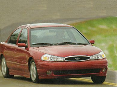 null 1998 Ford Contour SVT