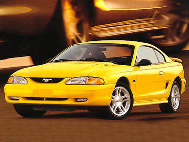 GE 1998 Ford Mustang