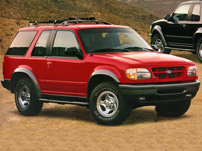1998 ford explorer specs safety rating mpg carsdirect. Black Bedroom Furniture Sets. Home Design Ideas
