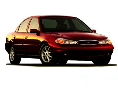 null 1998 Ford Contour