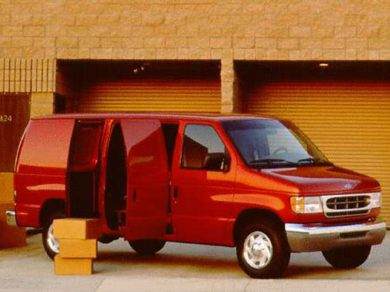null 1998 Ford E-350