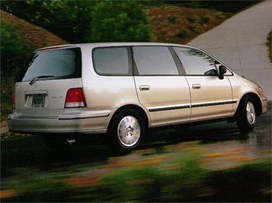 1998 honda odyssey pictures photos carsdirect. Black Bedroom Furniture Sets. Home Design Ideas