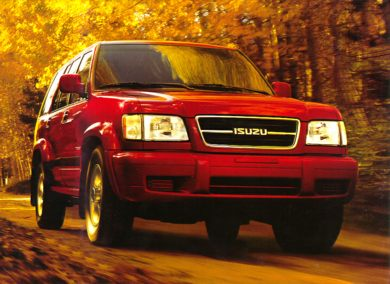 null 1998 Isuzu Trooper