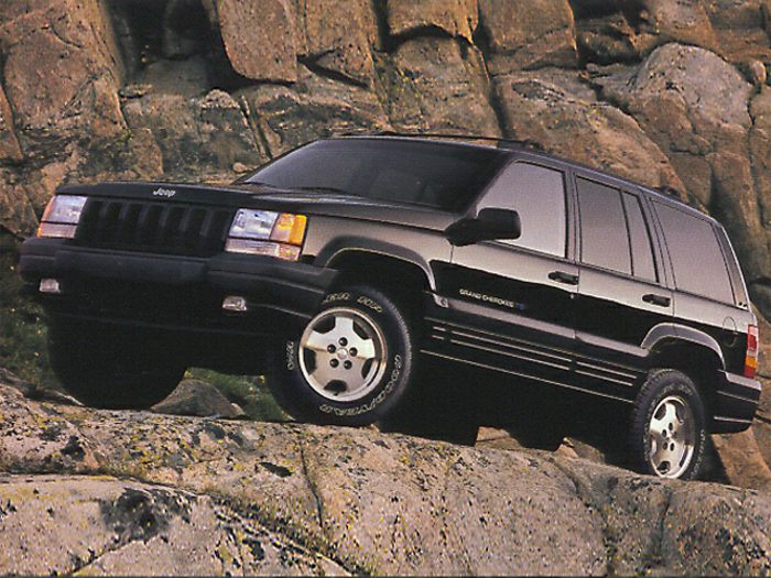 1998 jeep grand cherokee specs safety rating mpg. Black Bedroom Furniture Sets. Home Design Ideas