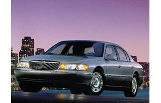 GE 1998 Lincoln Continental