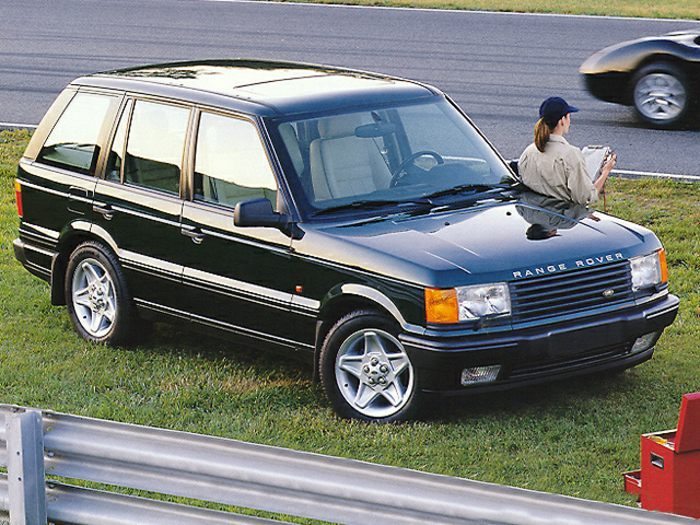 1998 land rover range rover specs safety rating mpg. Black Bedroom Furniture Sets. Home Design Ideas