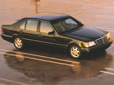 1997 mercedes benz s600 specs safety rating mpg for 1997 mercedes benz s600