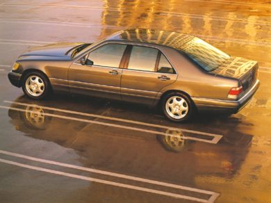 GE 1998 Mercedes-Benz S600