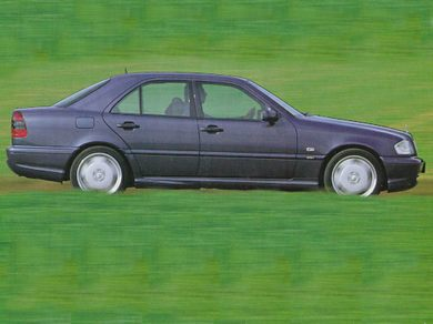 GE 1998 Mercedes-Benz C43