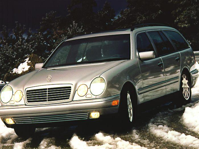 1998 mercedes benz e320 specs safety rating mpg for 1998 mercedes benz e320