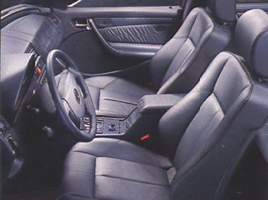 GI 1998 Mercedes-Benz C280