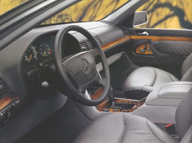 GI 1998 Mercedes-Benz S600