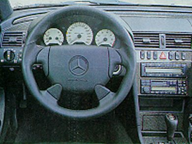 GI 1998 Mercedes-Benz C43
