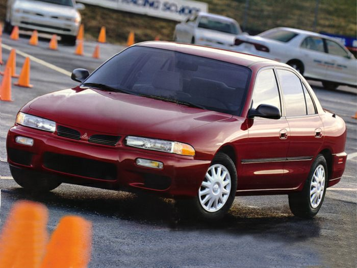 1998 Mitsubishi Galant Specs Safety Rating Amp Mpg Carsdirect