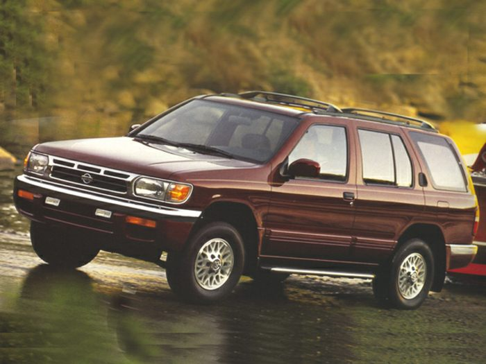 1998 nissan pathfinder specs safety rating mpg carsdirect. Black Bedroom Furniture Sets. Home Design Ideas