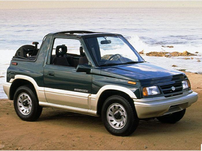 Suzuki Sidekick Reliability