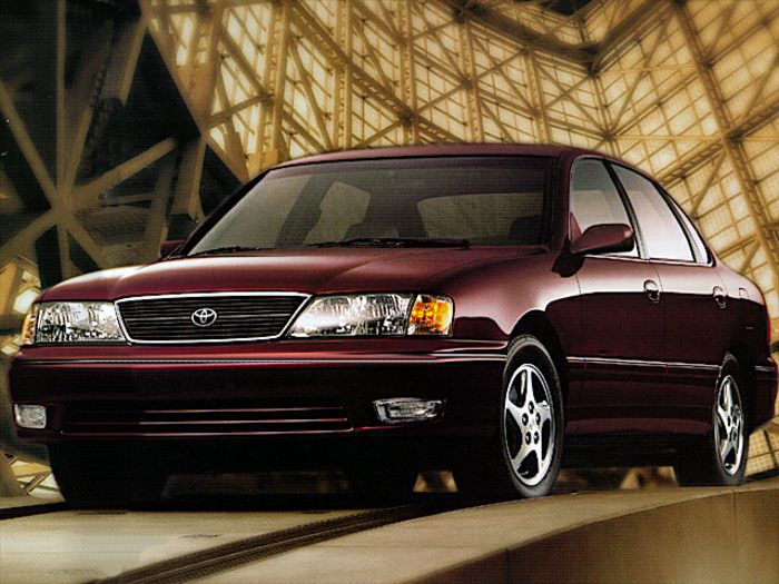 1998 toyota avalon specs safety rating mpg carsdirect. Black Bedroom Furniture Sets. Home Design Ideas