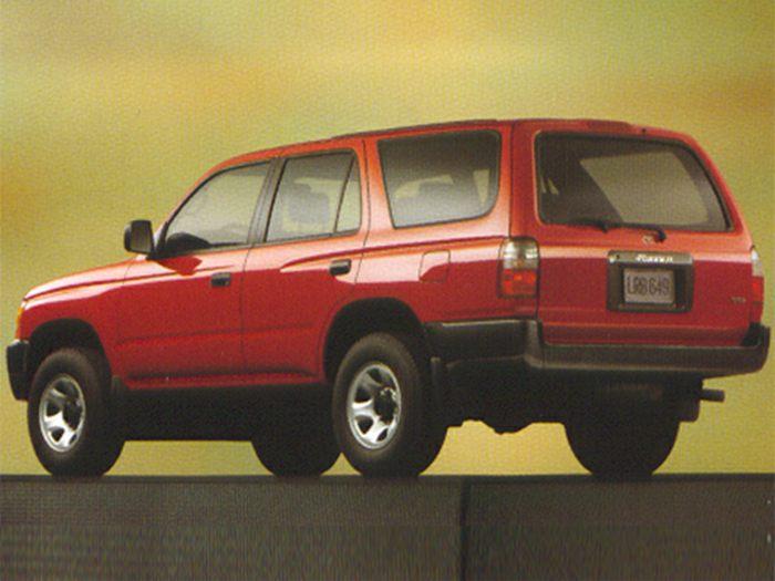 1998 toyota 4runner specs safety rating mpg carsdirect. Black Bedroom Furniture Sets. Home Design Ideas