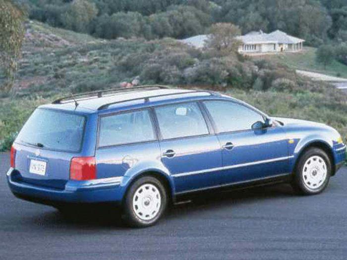 1998 volkswagen passat specs safety rating mpg carsdirect. Black Bedroom Furniture Sets. Home Design Ideas