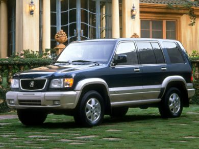 1999 Acura SLX For Sale | Review and Rating - CarsDirect