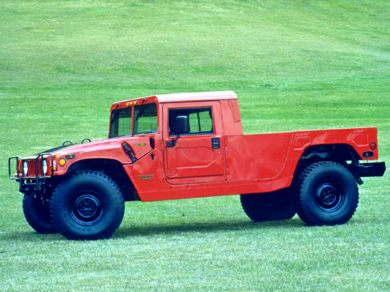 null 1999 AM General Hummer