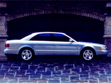 null 1999 Audi A8