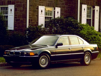 null 1999 BMW 740