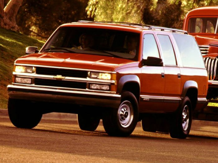 1999 chevrolet suburban 1500 specs safety rating mpg carsdirect. Black Bedroom Furniture Sets. Home Design Ideas