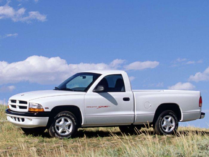 1999 dodge dakota specs safety rating mpg carsdirect. Black Bedroom Furniture Sets. Home Design Ideas