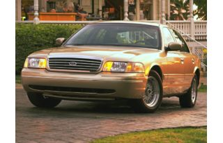 GE 1999 Ford Crown Victoria