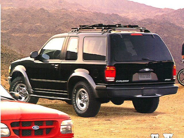See 1999 Ford Explorer Color Options CarsDirect