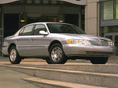 null 1999 Lincoln Continental