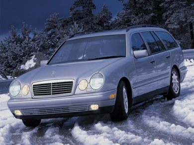 GE 1999 Mercedes-Benz E430