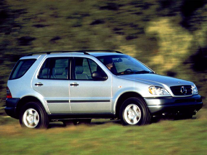 1999 mercedes benz ml320 specs safety rating mpg for Mercedes benz ml320 1999