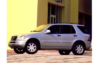 GE 1999 Mercedes-Benz ML430