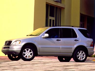 null 1999 Mercedes-Benz ML430