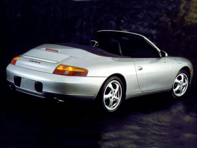 See 1999 Porsche 911 Color Options Carsdirect