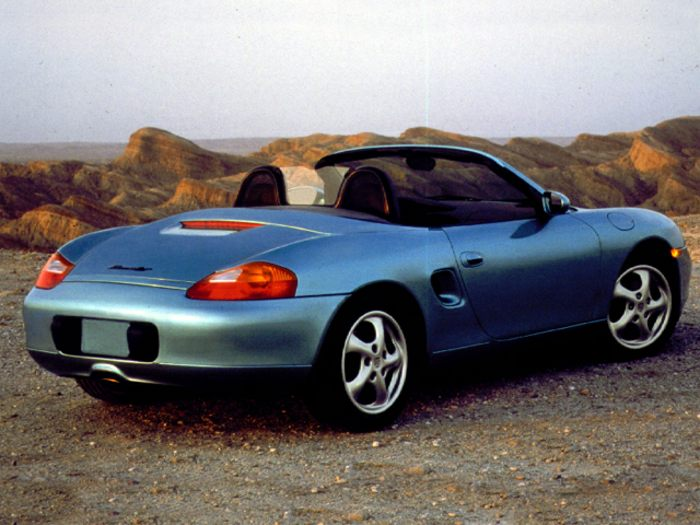 1999 porsche boxster specs safety rating mpg carsdirect. Black Bedroom Furniture Sets. Home Design Ideas