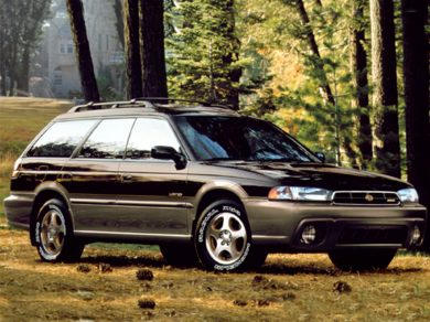 1999 Subaru Outback Specs Safety Rating  MPG  CarsDirect