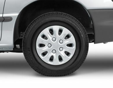 Tires 2000 Chrysler Voyager