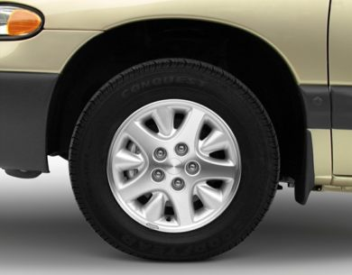 Tires 2000 Chrysler Grand Voyager