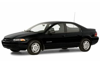 3/4 Front Glamour 2000 Dodge Stratus