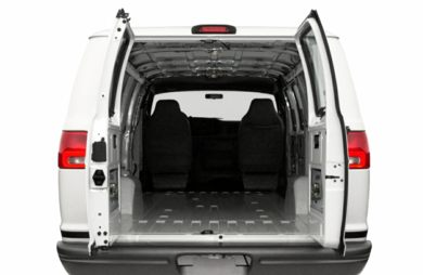 Trunk/Cargo Area/Pickup Box 2000 Dodge Ram Van 3500