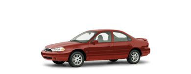 Profile 2000 Ford Contour