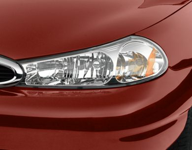 Headlamp  2000 Ford Contour