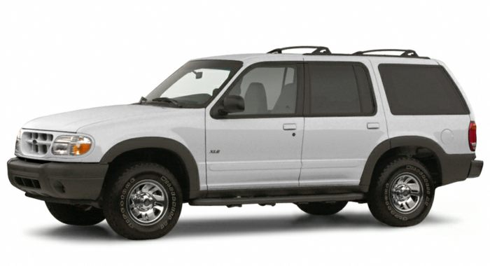 2000 ford explorer specs safety rating mpg carsdirect. Black Bedroom Furniture Sets. Home Design Ideas