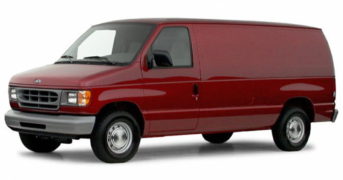 2000 ford e 150 specs safety rating mpg carsdirect. Black Bedroom Furniture Sets. Home Design Ideas