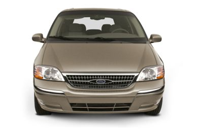 Grille  2000 Ford Windstar